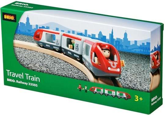 Brio, travel train