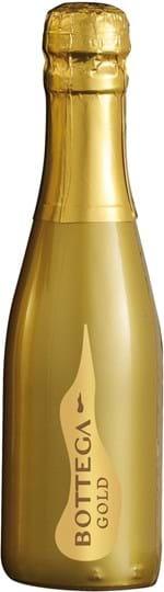 Bottega, Gold, Prosecco Spumante, DOC, brut, white, 0.2L