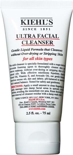 Kiehl`s Ultra Facial Cleanser 75 ml