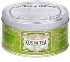 Kusmi Green Tea Ginger Lemon, dåse med 125g