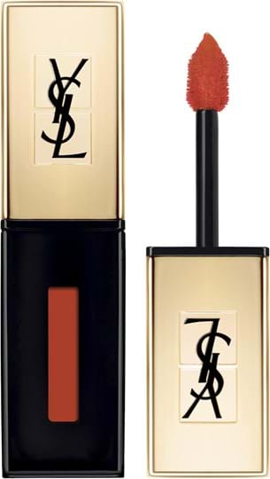 Yves Saint Laurent Rouge pur Couture Vernis a Lèv N° 8 Orange de Chine 6 ml
