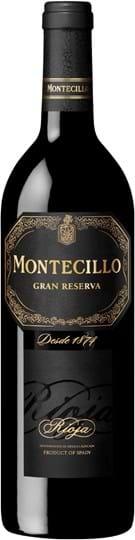 Montecillo, Gran Reserva, Rioja, tør, rød, 0,75L