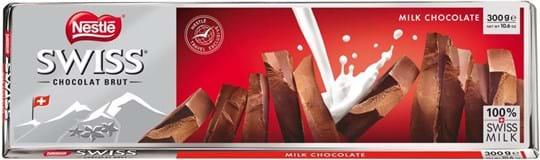 Nestlé-mælkechokolade 300g