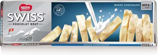 Nestlé, hvid chokolade 300g
