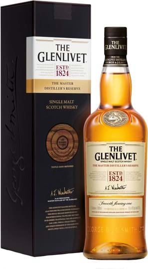 The Glenlivet Triple Cask Matured Distillers Reserve 40 % 1L