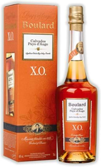 Boulard Calvados XO 40% 0,7L, gaveæske