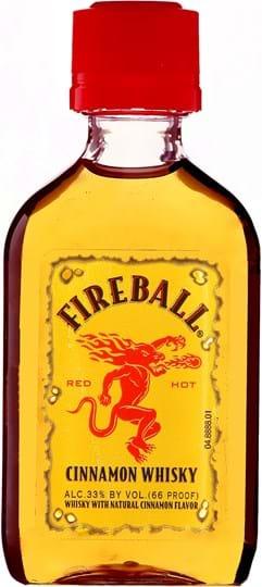 Fireball Cinnamon 33% 0.05L*, PET