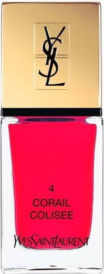 Yves Saint Laurent La Laque Couture N° 04 Corail 10 ml