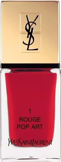 Yves Saint Laurent La Laque Couture N° 01 Rouge 10 ml