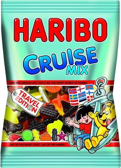 Haribo Cruise Mix 500g