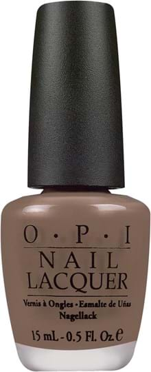 OPI Brights Collection Nail Lacquer N° NL B85 Over the Taupe 15 ml