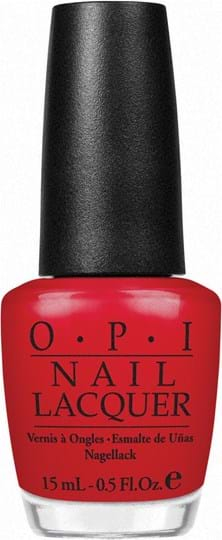 OPI Classic Collection Nail Lacquer N° NL Z13 Color so hot it berns 15 ml