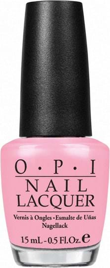 OPI Soft Shades Collection Nail Lacquer N°NL H38 I think in Pink 15ml