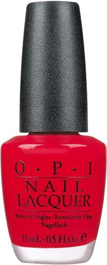 OPI Classic Collection Nail Lacquer N° NL N25 Big Apple Red 15 ml
