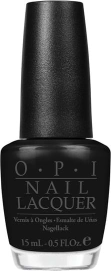 OPI Nail Lacquer N° NL T02 Lady in Black 15 ml