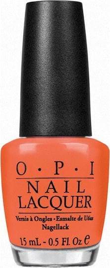 OPI Classic Collection Nail Lacquer N°NL H43 Hot & Spicy 15ml