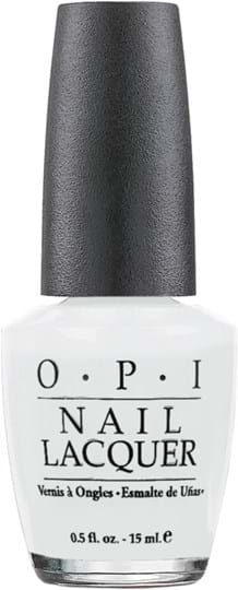 OPI Soft Shades Collection Nail Lacquer N° NL L00 Alpine Snow 15 ml