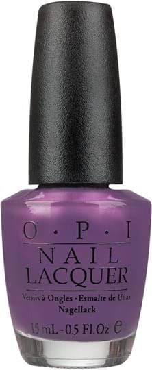 OPI Brights Collection Nail Lacquer N° NL B30 Purple with a Purpose 15 ml