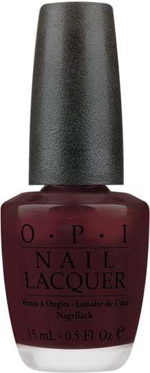 OPI Classic Collection Nail Lacquer N° NL R59 Midnight in Moscow 15 ml
