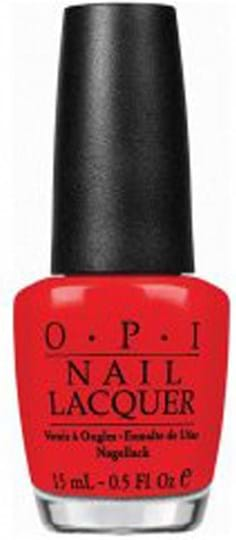 OPI Classic Collection Nail Lacquer N° H42 NL Red my Fortune Cookie 15 ml