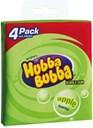 Hubba Bubba Apple, multipack med 4x5 stykker, 140g