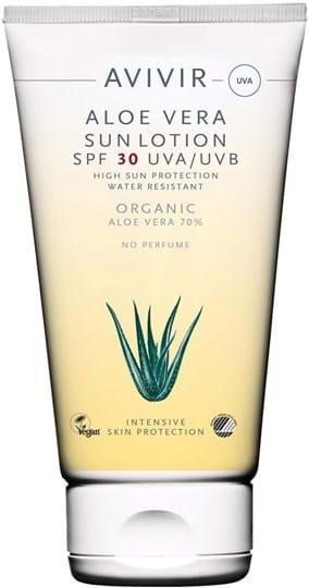 Avivir Sun Aloe Vera Sun Lotion SPF 30 150ml