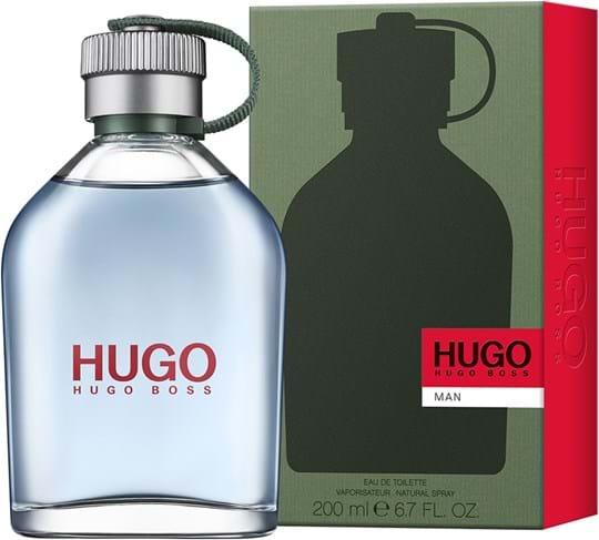 Boss Hugo Man Eau de Toilette 200ml