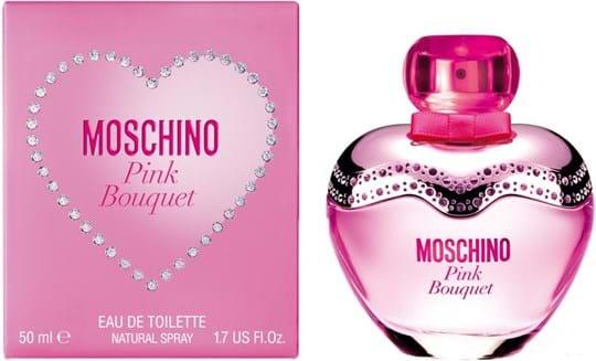 Moschino Pink Bouquet Eau de Toilette 50ml