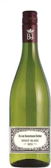 Bassermann-Jordan, Pinot Blanc, Pfalz, QbA, dry, white (screwcap), 0.75L