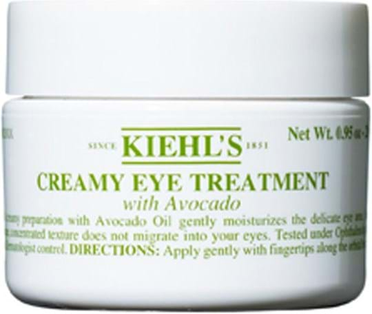 Kiehl`s Eye-Area Preparations Creamy Eye Treatment with Avocado 28 ml