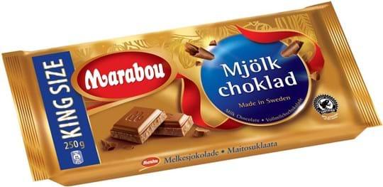 Marabou Milk 250g