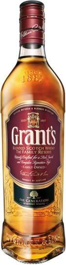 Grant's Triple Wood 43% 1L