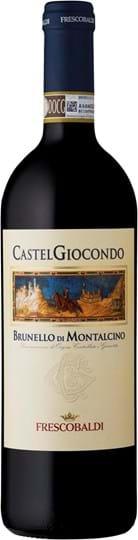 Frescobaldi, CastelGiocondo, Brunello di Montalcino, DOCG, dry, red