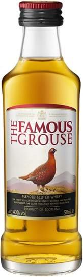 The Famous Grouse 40% 0,05L PET
