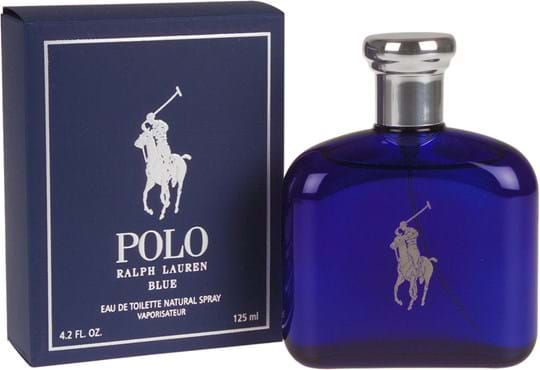 Ralph Lauren Polo Blue Eau de Toilette 125 ml