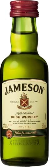 Jameson 40 % 0,05L PET