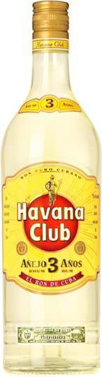 Havana Club 3 year old 40% 1L