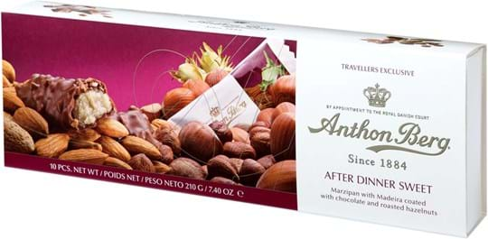 Anthon Berg After Dinner 210g