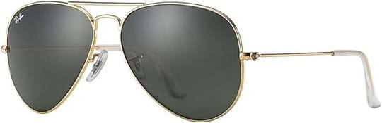 Ray Ban, line:Aviator, unisex sunglasses