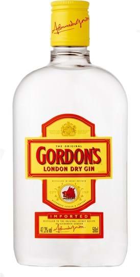 Gordon's Dry Gin, PET
