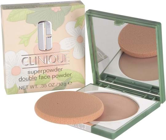 Clinique Superpowder Double Face Powder N° 01 Matte Ivory 10 g