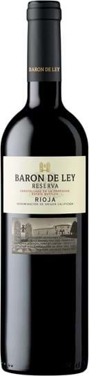 Barón de Ley, Reserva, Rioja, tør, rød 0,75L