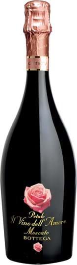 Bottega, Petalo, Vino dell'Amore, sød, hvid, 0,75L