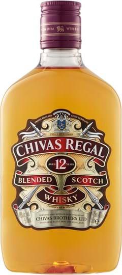 Chivas Regal 12y 40% 0,5L PET