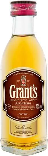 Grant's Family Reserve 43% 0.05L PET