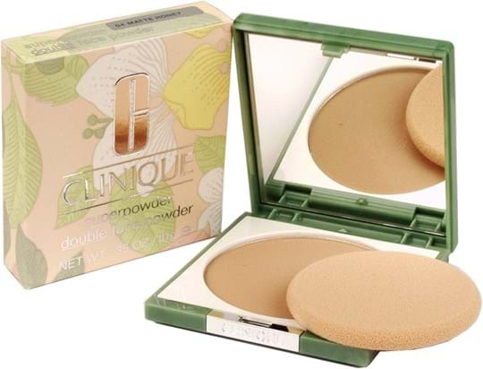 Clinique Superpowder Double Face Powder N° 04 Matte Honey 10 g
