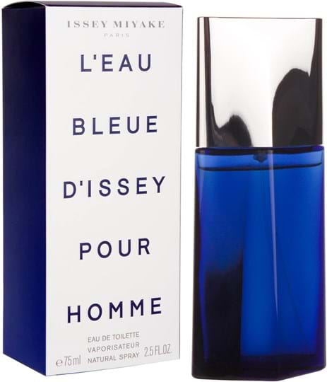 Issey Miyake Eau Bleue Eau de Toilette 75 ml