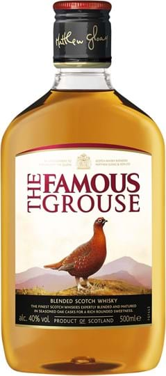 The Famous Grouse, PET