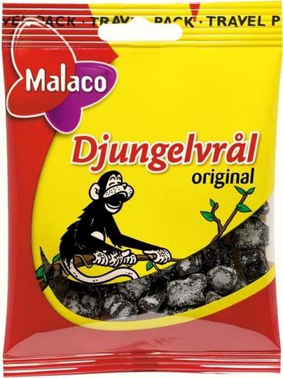 Malaco Djungelvrål, 450g