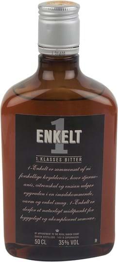 1-Enkelt Bitter 35% 0,5L PET